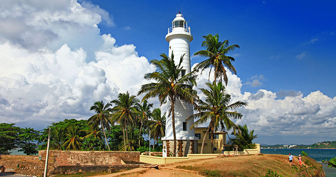 Sri Lankan tours Galle
